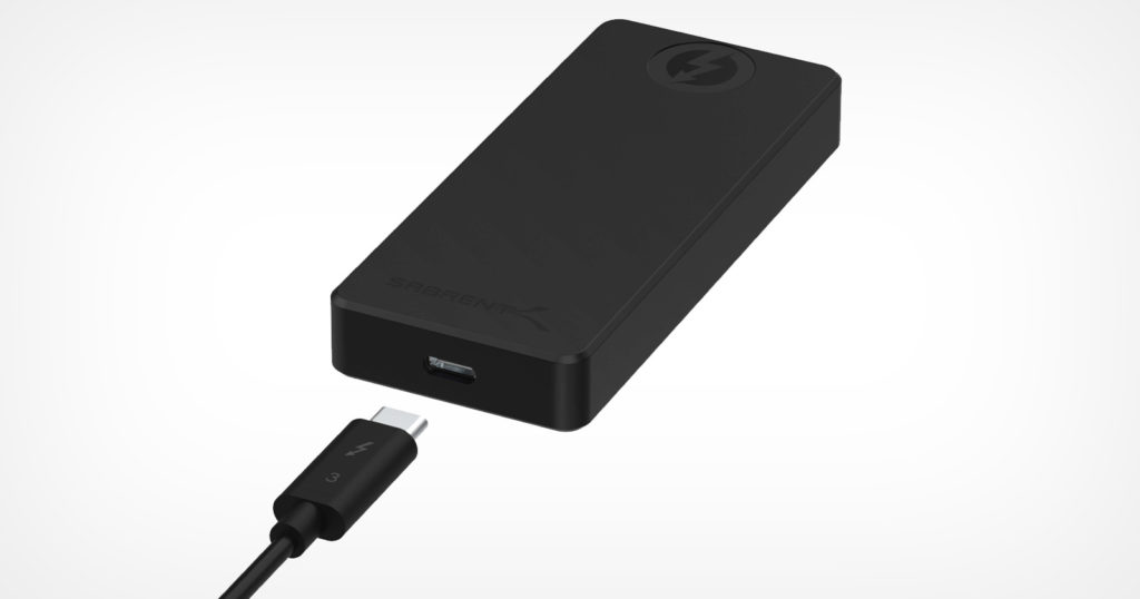 The Sabrent Rocket 16TB Thunderbolt SSD Costs More Than Your PC