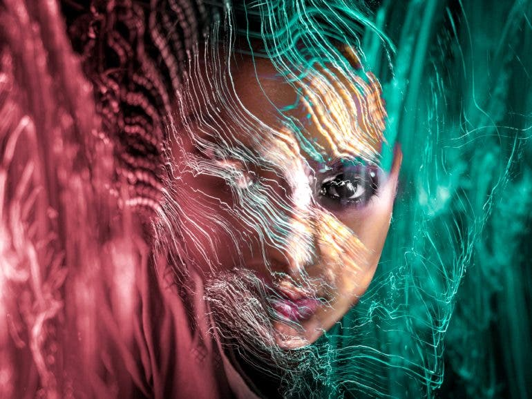 Prakash Pancholi Shows Us How To Literally Paint With Light
