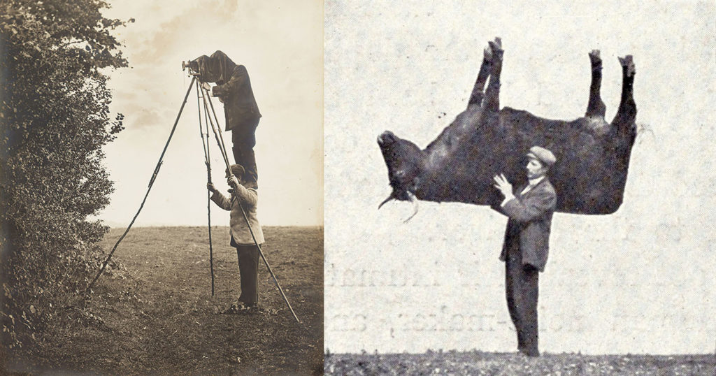 The Crazy Inventions of Two Wildlife Photography Pioneers