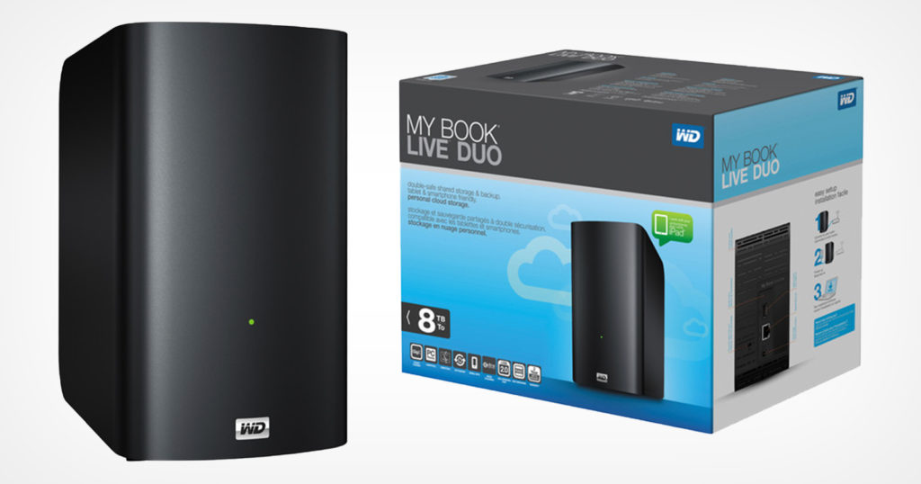 If You Use a WD My Book Live Hard Drive, Unplug It Immediately