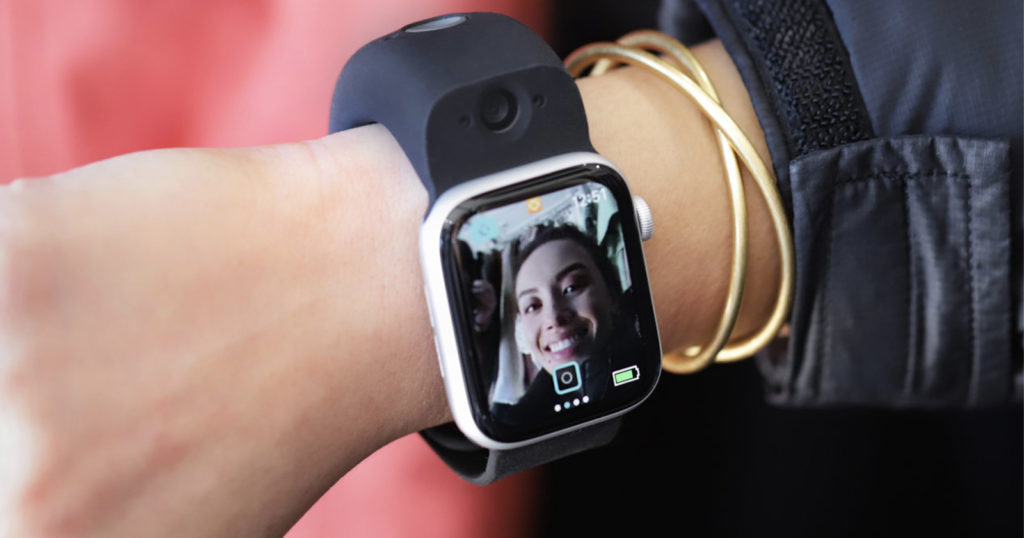 Wristcam Launches Video Chat Capability from the Apple Watch