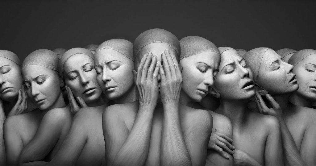 Striking Portrait 'Solitude' Wins International Portrait Photo of the Year