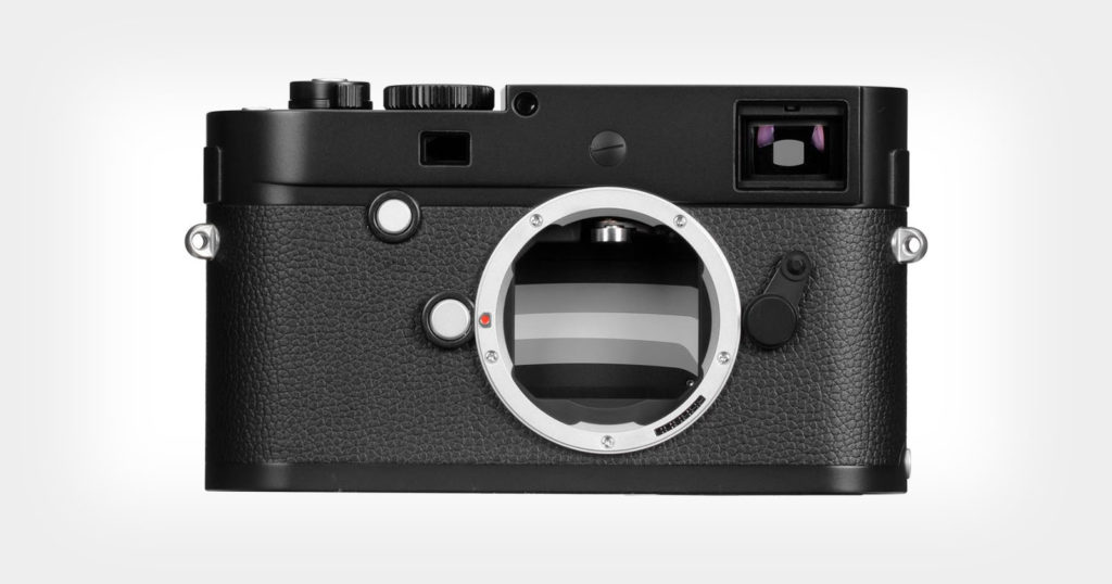 Why I Bought a Leica M Monochrom (Typ 246)
