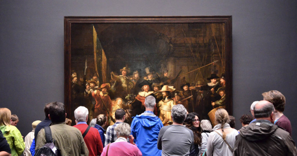 AI Photography Restores Missing Parts of Rembrandt's 'The Night Watch'