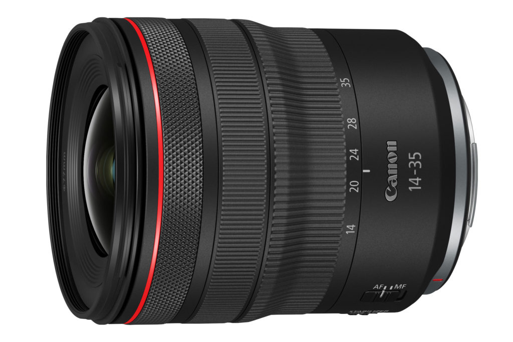 Canon launches compact RF 14-35mm F4L IS USM wide zoom – Amateur Photographer