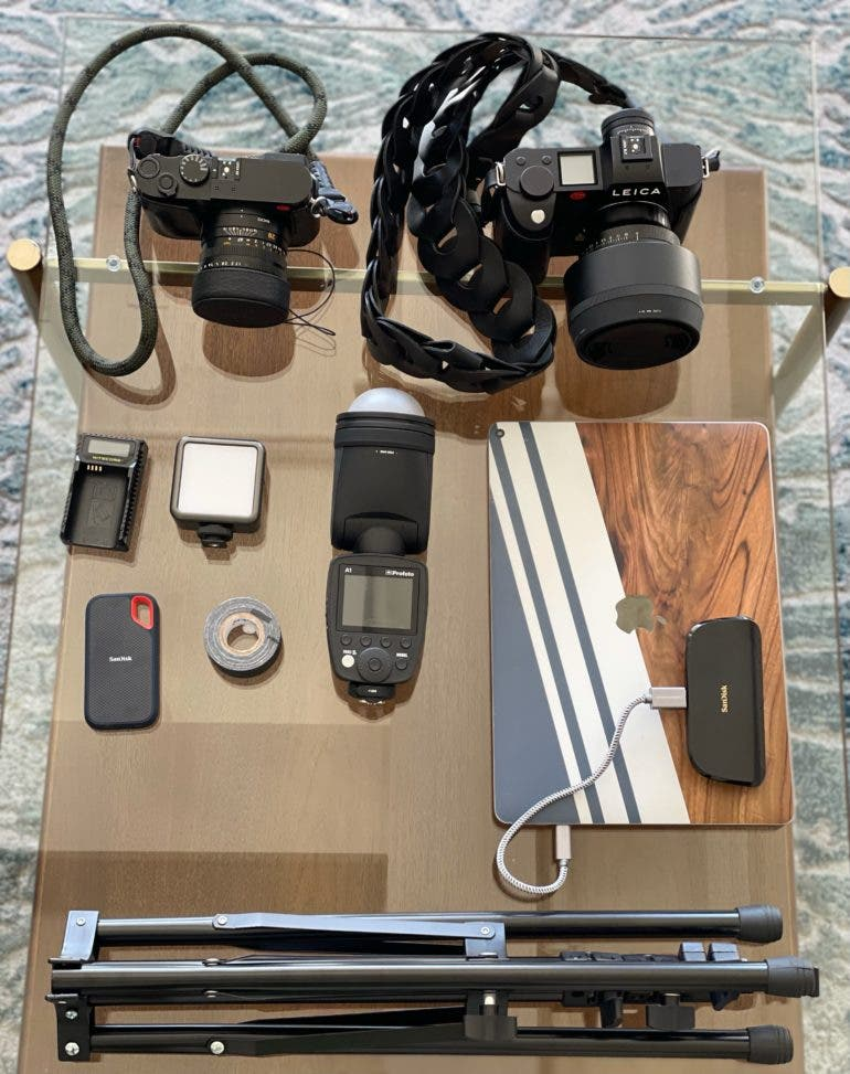 The Cameras of Professional Photojournalist Cheriss May