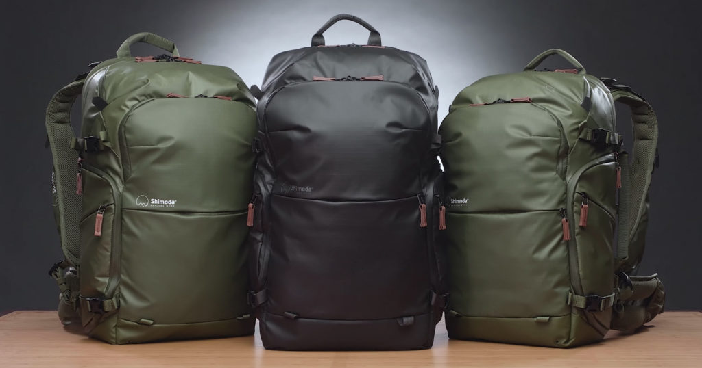 Shimoda Launches New Travel Backpacks Designed for Carry-On