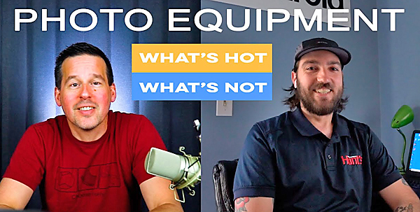 Photo Gear 2021: What's HOT & What's NOT (VIDEO)