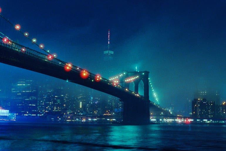 Tarik Tosun Makes Hypnotic Photos of NYC on Film