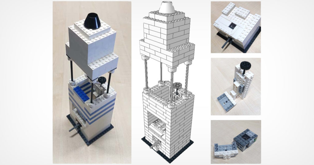 You Can Make a High-Resolution Microscope with an iPhone and LEGO