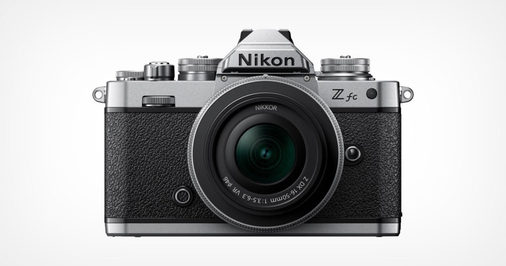 Nikon Warns That It Doesn't Have Enough Supply to Meet Z fc Demand