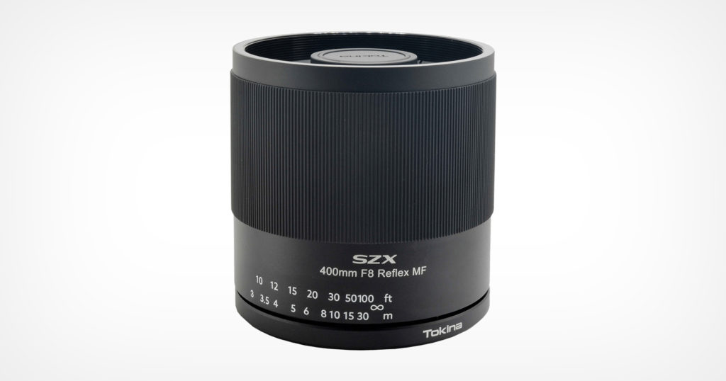 Tokina to Release a 500mm f/8 and Six APS-C Lenses This Year