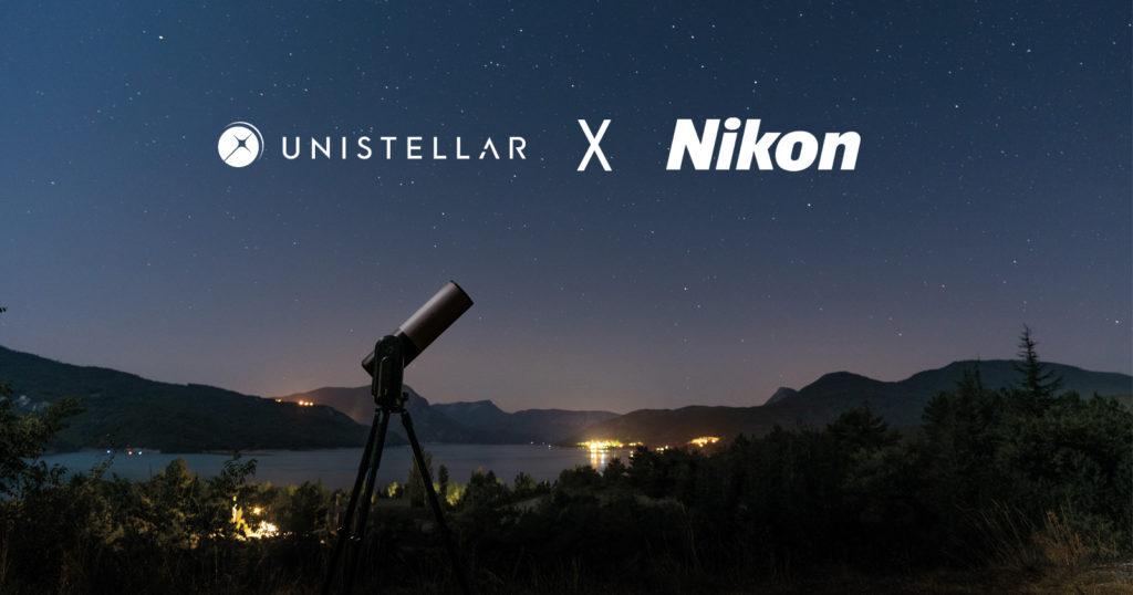 Nikon Partners with Unistellar to Advance Consumer Telescope Tech