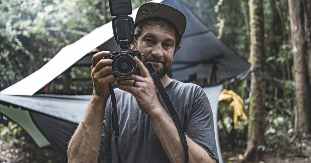 Nat Geo Photographer 'Battle Tests' Sony Alpha 1 in South America