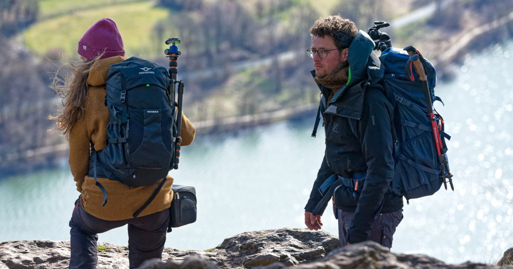The PhotoHiker is a Camera Backpack Built for Adventurers