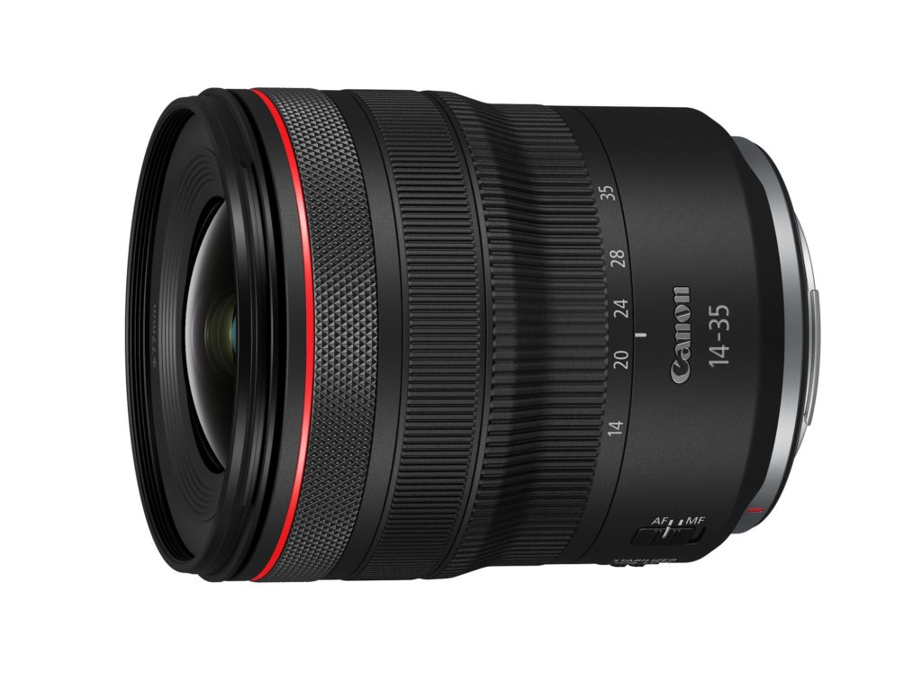 New Gear: Canon RF 14-35mm f/4 L IS ultra-wide zoom lens