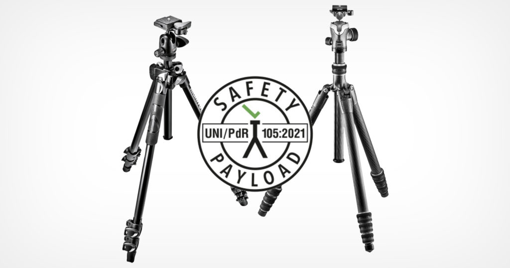 Manfrotto and Gitzo Attempt to Standardize Tripod Load Capacity