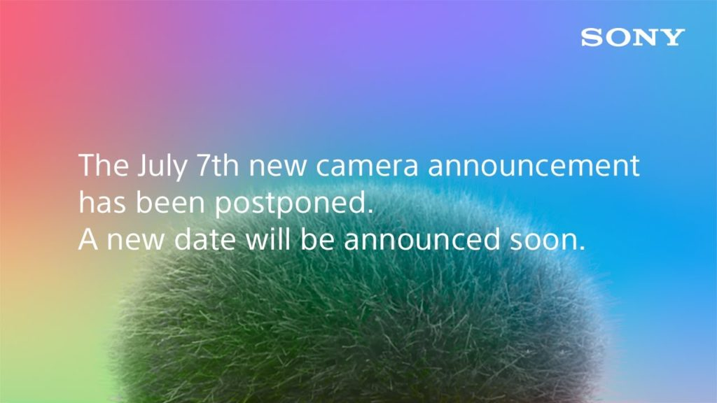 Sony Apologies for Choosing Japan Invasion Date for Camera Launch