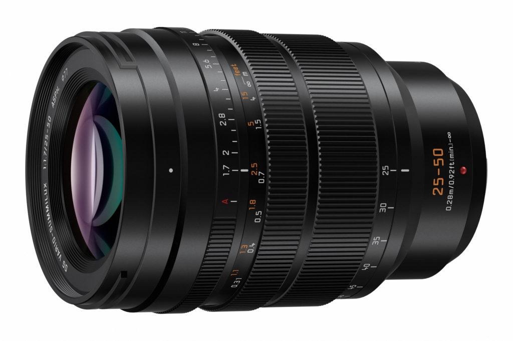 Panasonic unveils Leica DG 25-50mm f/1.7 telezoom – Amateur Photographer