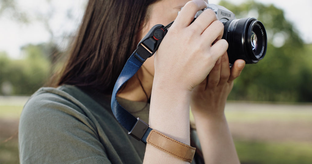 Peak Design Launches New Colors for its Popular Strap Line