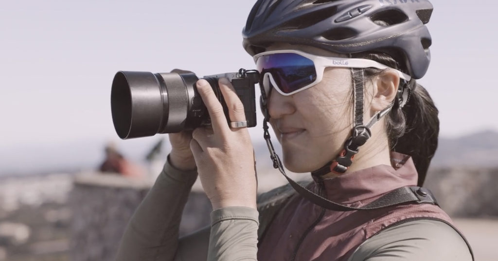 This Convertible Camera Strap is Aimed at Cyclist-Photographers