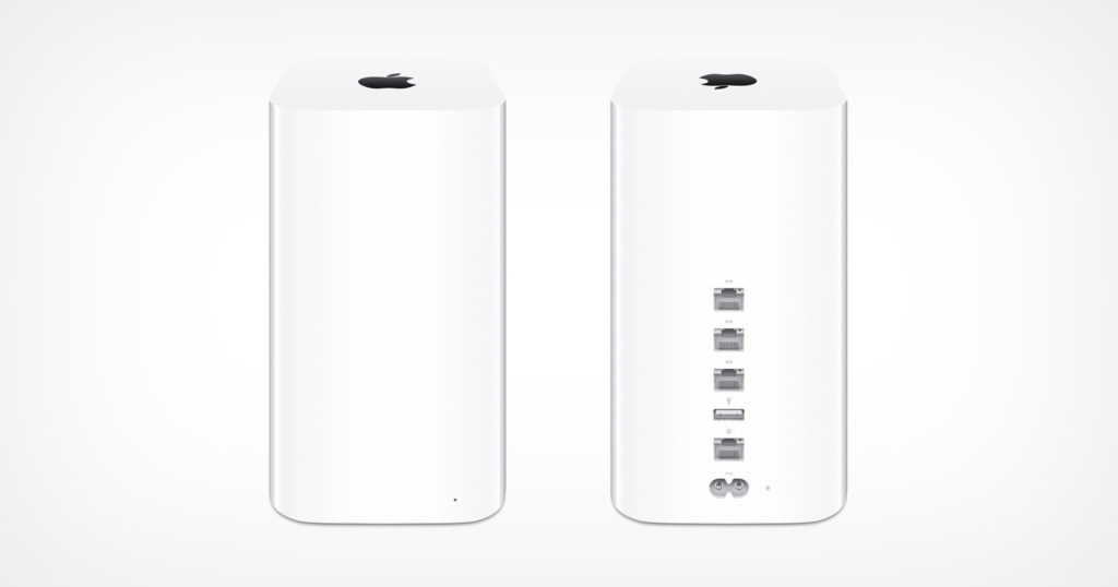 Apple AirPort Time Capsules Prone to Flaw that Can Wipe Data: Report