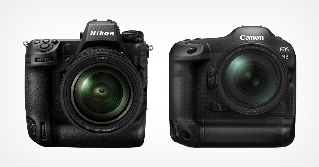 Canon EOS R3 Expected in September, Nikon Z9 in November