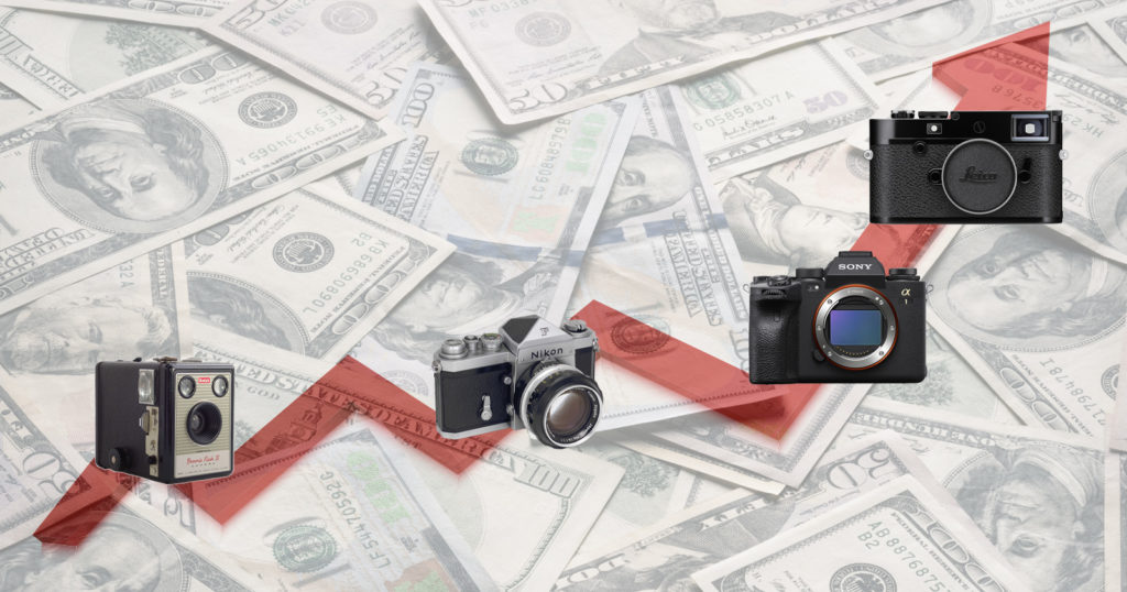 Are Cameras Actually More Expensive Now Than Ever Before?