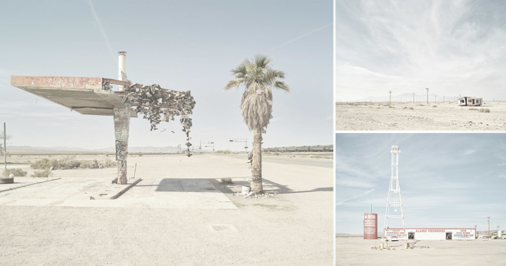 The 'Back Roads of Americana' Photo Series is a Modernist Masterpiece
