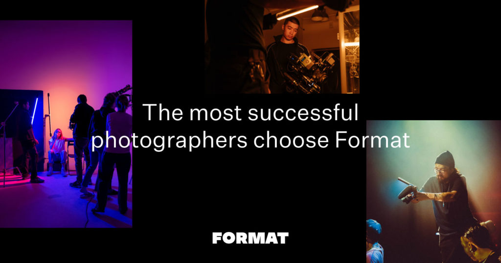 Six Reasons Why the Most Successful Photographers Choose Format