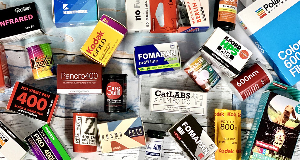 Buying the best film – what you need to know – Amateur Photographer