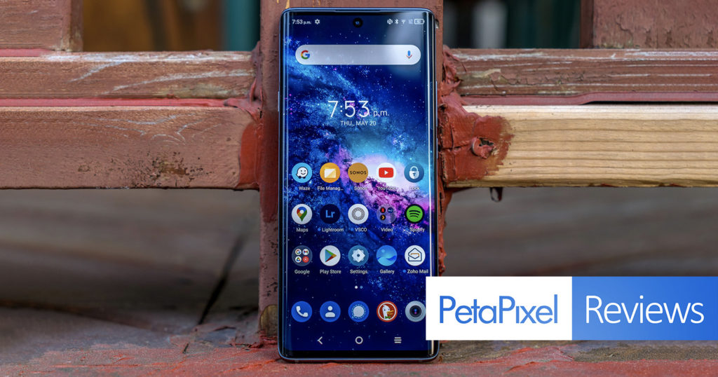 TCL 20 Pro 5G Smartphone Review: Middling in the Mid-Range