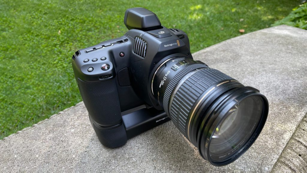 Blackmagic Pocket 6K Pro review: Pro-grade performance on an indie budget