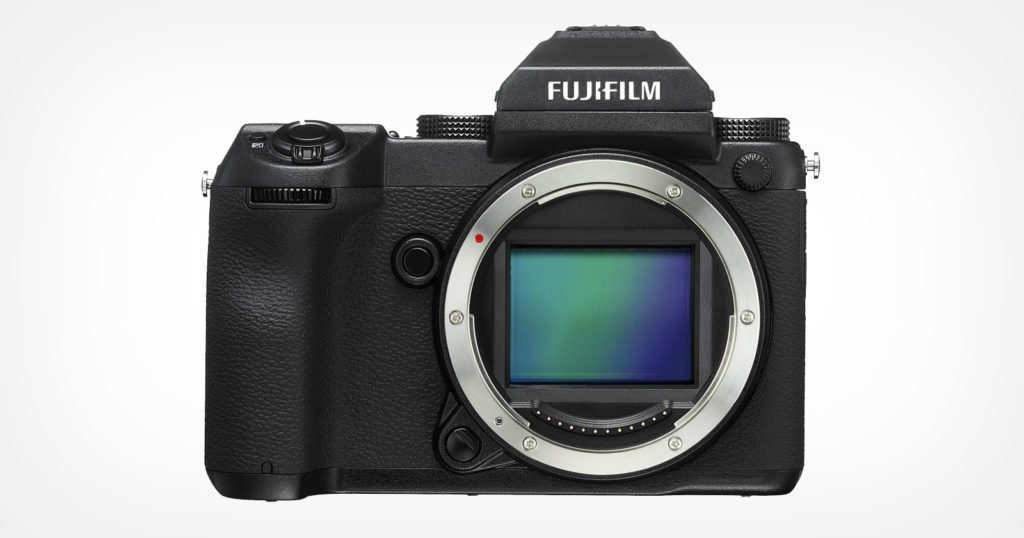 Fujifilm GFX50S Mark II Coming in September, To Cost $4,000: Report