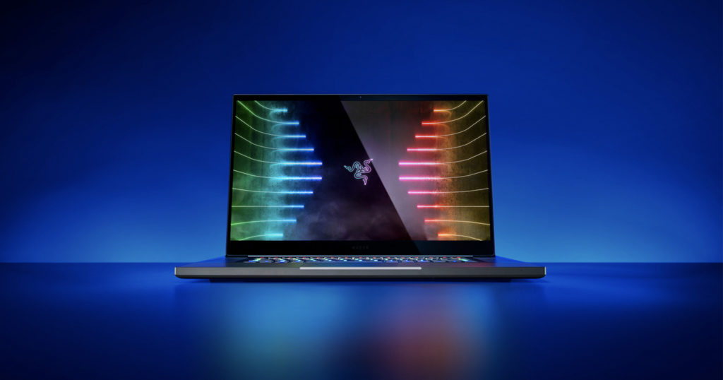 The Razer Blade 15 and 17 Laptops are Powered by Intel Processors