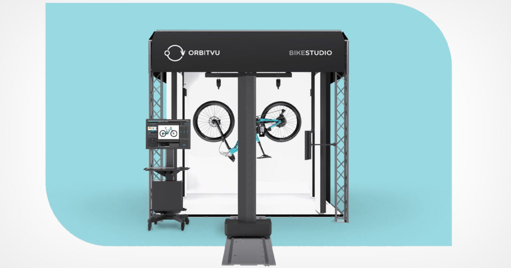 This Robotic, Automated Photo Studio is Made Specifically for Bicycles