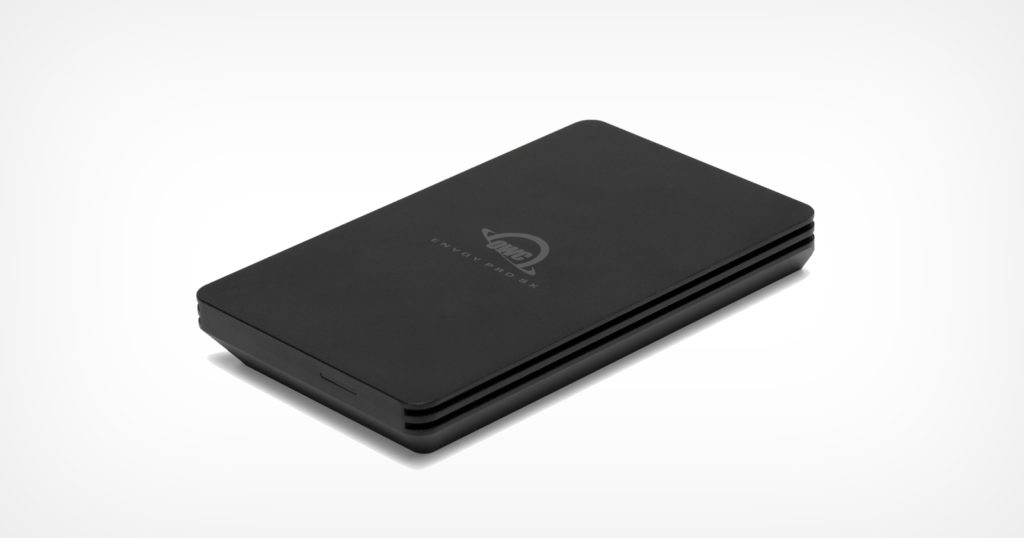 OWC Envoy Pro SX is a Waterproof SSD That Transfers Up To 2847 MB/s
