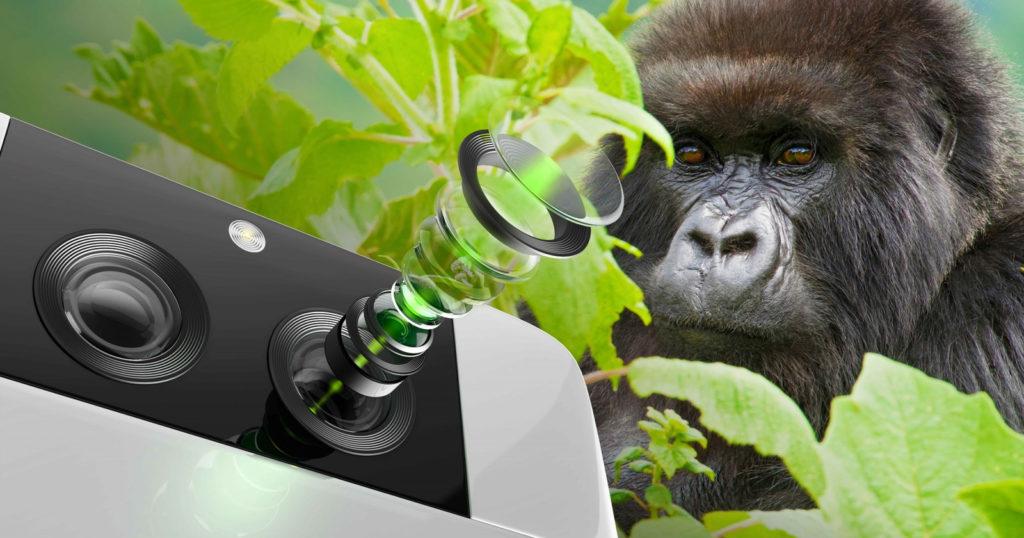Corning Unveils New Gorilla Glass for Smartphone Camera Lenses