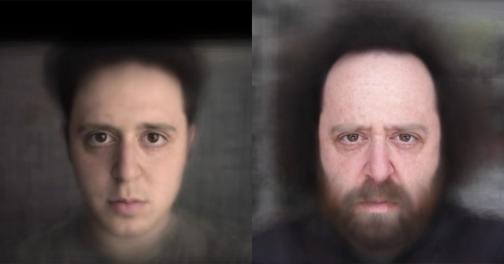 This Blended Timelapse Shows a Man Aging 21 Years in 2 Minutes