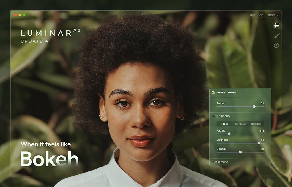 Add 'instant bokeh' to your portraits – Amateur Photographer