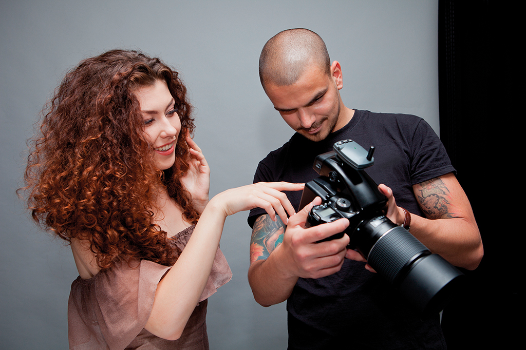 The do's and don'ts of working with models – Amateur Photographer