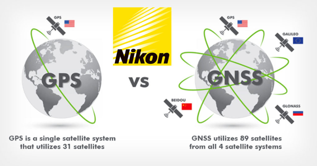 Nikon to Launch First Ever Camera with GNSS Instead of GPS