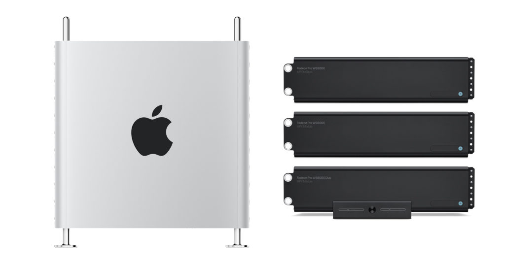 Apple Expands Mac Pro Support with Three New AMD Graphics Cards