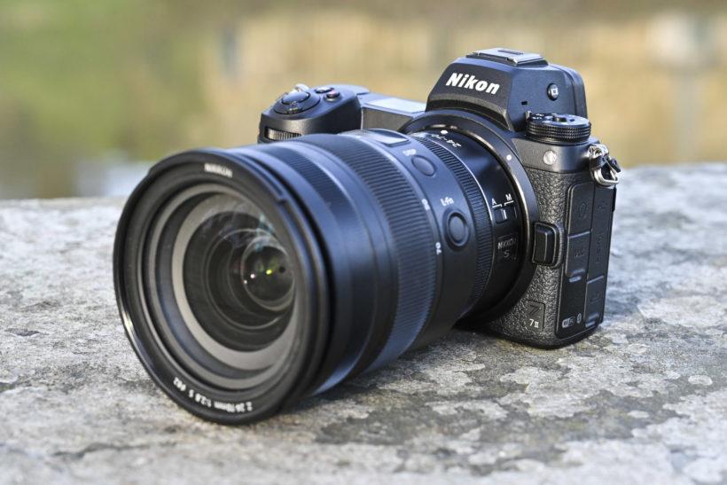 Nikon's sales grow, but bigger picture still challenging – Amateur Photographer