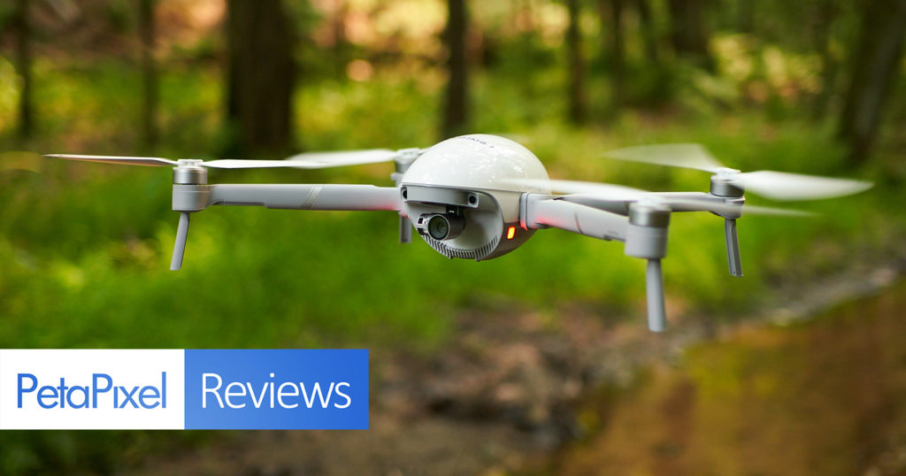PowerVision PowerEgg X Drone Review: What In Tarnation Is This?