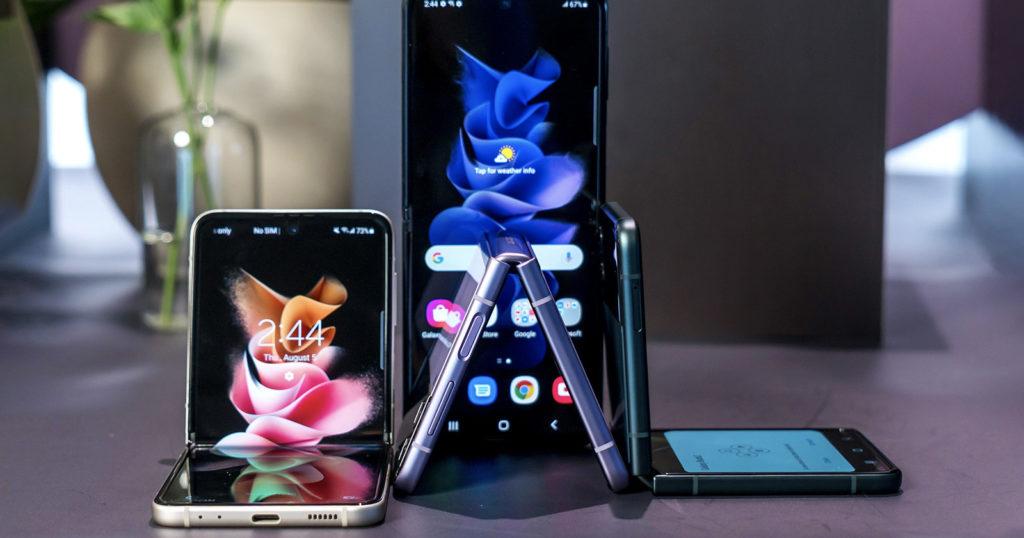 Samsung Unveils New Smartphones, Keeps Status Quo on Cameras