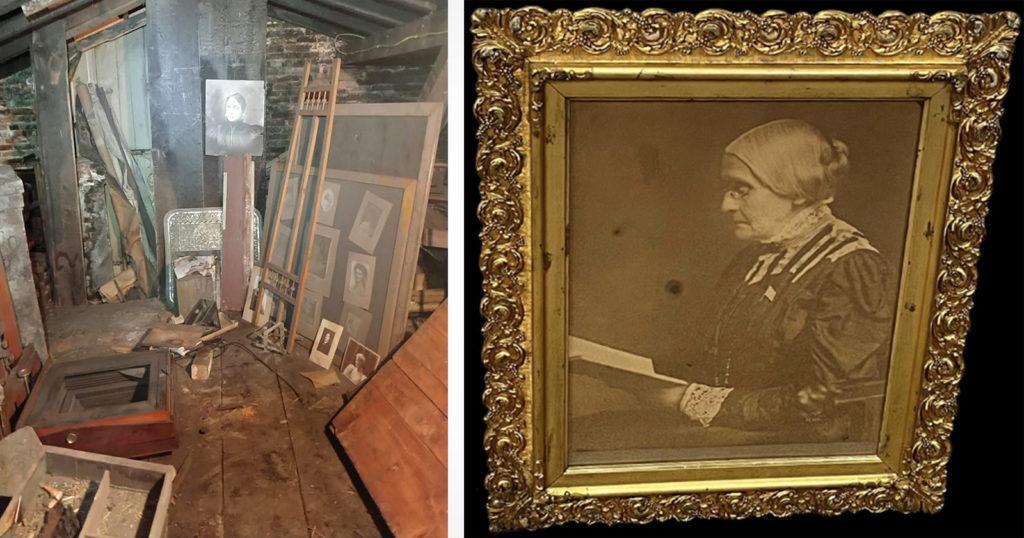 Incredible Photographic Treasures Found in 19th Century Hidden Studio