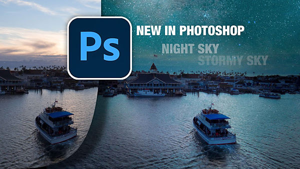 Use Photoshop's New Sky Replacement Feature for Dramatic Travel & Nature Photos