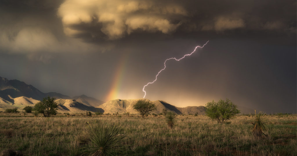 The Challenges and Thrills of Storm Chasing Photography