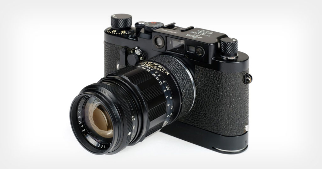 Someone Bought a Leica for $24,000 in 2019 and Sold for $480,000 in 2021